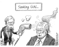 Exposing the coverup by Adam Zyglis