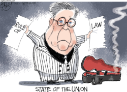 Low Barr by Pat Bagley