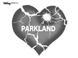 Parkland Anniversary by Bill Day