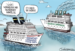 Biden by Joe Heller