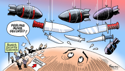 Munich Security meet by Paresh Nath