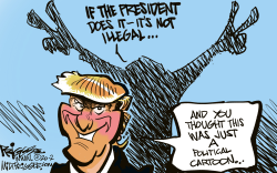 Nixon Trump by Milt Priggee