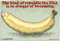 Banana Republic by Monte Wolverton