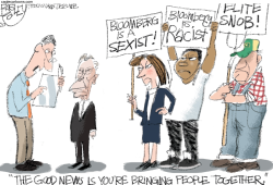 Bloomberg by Pat Bagley