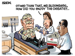 Bloombust by Steve Sack