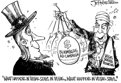 Bloomberg by Joe Heller