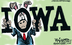 Iowa by Milt Priggee