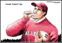 local alabama football by J.D. Crowe