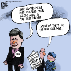 CANADA Job boom COLOUR by Tab