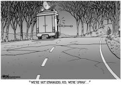 Local MO-Don't Talk To Strange Media by RJ Matson