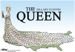 The Queen Of Fundraising- by RJ Matson