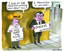 Two Jobless Folks -   by Christo Komarnitski