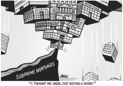 Subprime Mortgage Mess by RJ Matson