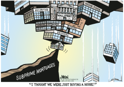 Subprime Mortgage Mess- by RJ Matson