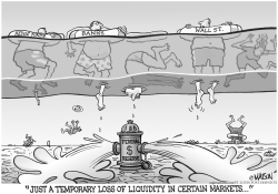 Loss Of Liquidity by RJ Matson