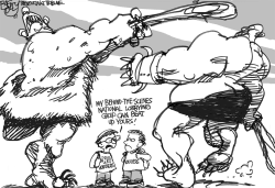 LOCAL School Vouchers by Pat Bagley
