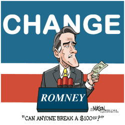 Making Change- by RJ Matson