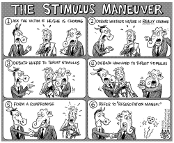 Stimulus by Adam Zyglis