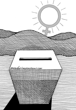 Women Important in Elections by Arcadio Esquivel