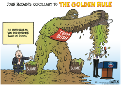 John McCain's Corollary To The Golden Rule- by RJ Matson