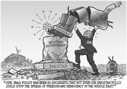 Our Pakistan Policy by RJ Matson