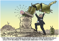 Our Pakistan Policy- by RJ Matson