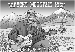 Baracky Mountain High by RJ Matson