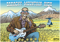 Baracky Mountain High- by RJ Matson