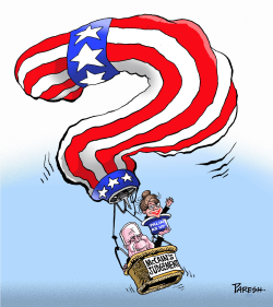 McCain's judgement by Paresh Nath