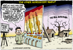 North Korea Nonexistent Nukes by Wolverton