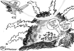 Clueless in Gaza by Pat Bagley