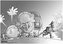 Rush Limbaugh Republicans by RJ Matson