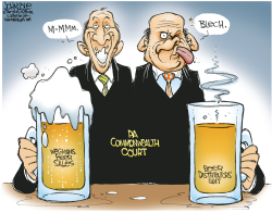 LOCAL PA -- Beer sales ruling  by John Cole