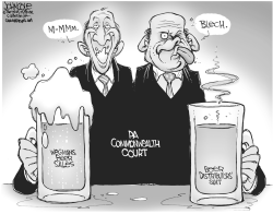 LOCAL PA -- Beer sales ruling BW by John Cole