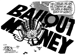 Bailout Money by John Darkow