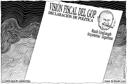 El Plan Fiscal del GOP by Wolverton