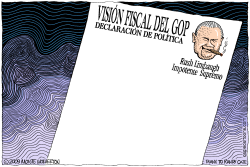 El Plan Fiscal del GOP /  by Wolverton