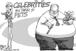 Limbaughs Pet by Pat Bagley