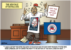 Michael Steele's Hip Hop GOP- by RJ Matson