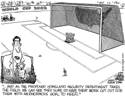 Homeland Security Goals by Parker