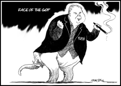 Face of the GOP by J.D. Crowe