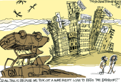 Apocalypse Now  by Pat Bagley
