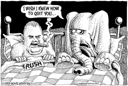 Quitting Rush by Wolverton
