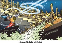 The Sorcerer's Stimulus- by RJ Matson