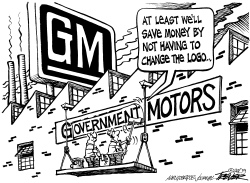 GM Restructuring by John Trever