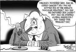 GOP Swine by Bob Englehart