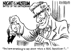 Republican party  by Jimmy Margulies