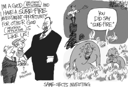 Same-Sects Investors by Pat Bagley