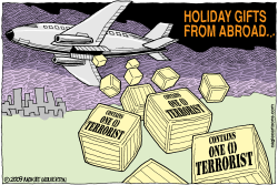 Holiday Gifts from Abroad  by Wolverton