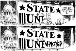 State of the Union by Joe Heller